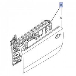 Drzwi przednie lewe 13194716 (Astra H Cabrio)