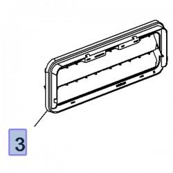Kratka wentylacyjna tylna 13597326 (Adam, Ampera, Astra J, K)