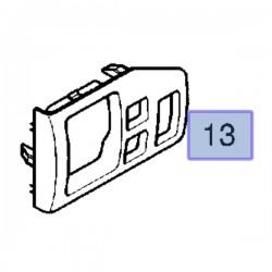 Obudowa przełączników konsoli przyrządów 9212760 (Agila A)