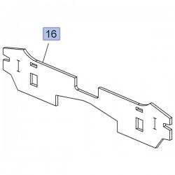 Tylny panel izolacyjny bagażnika 13324494 (Astra J)