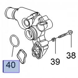 Pierścień uszczelniający 33mm 12584040 (Antara, Insignia A, Signum, Vectra C)