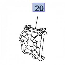Dolna osłona paska rozrządu 55487640 (Antara, Cascada, Insignia A, B, Zafira C)
