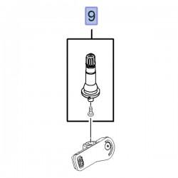 Zawór czujnika ciśnienia w oponie 95516992 (Movano B, Vivaro B)