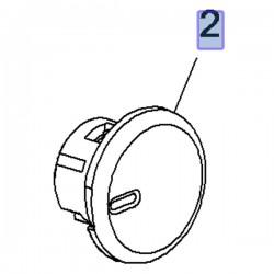 Pierścień ustalający gniazda zapalniczki 13504492 (Adam, Ampera, Antara, Astra J, K, Cascada, Corsa E, Insignia A, B)