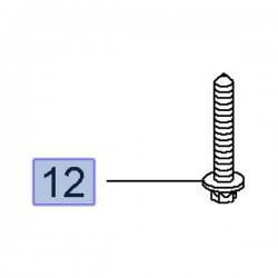 Śruba drążka reakcyjnego silnika 11102601 (Adam, Corsa D, E, Signum, Vectra C)