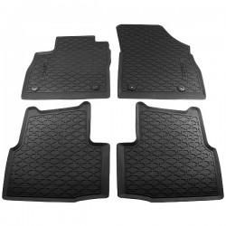 Komplet gumowych dywaników podłogowych 39059613 (Astra K)