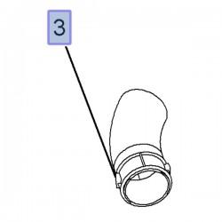 Rura obudowy filtra powietrza 13273412 (Astra H, Zafira B)