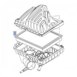 Filtr powietrza 93193037 (Meriva A)