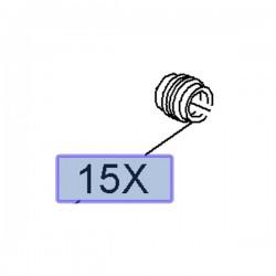 Tuleja śruby zacisku 13418686 (Ampera, Astra J, Cascada, Mokka, Zafira C)