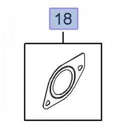 Uszczelka rury do obudowy termostatu 93194990 (Astra H, Signum, Vectra C, Zafira B)