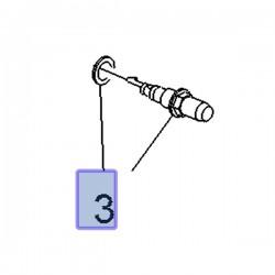 Zawór spustowy wody 93188652 (Adam, Corsa D, E, Meriva B)