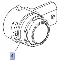 Czujnik parkowania boczny przód / tył 3556445 (Combo E)