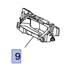 Klamka wewnętrzna drzwi przednich prawych 95526618 (Combo E)