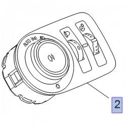 Przełącznik, włącznik świateł 95525602 (Combo E)