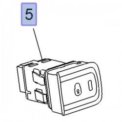 Wyłącznik zamka centralnego drzwi 95527285 (Combo E)