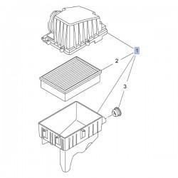 Filtr powietrza z obudową 95509986 (Combo D)