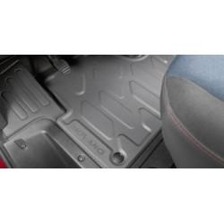 Komplet gumowych dywaników przednich 93165539 (Movano B)
