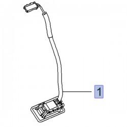 Przełącznik, mikrostyk otwierania klapy bagażnika 95034856 (Mokka)