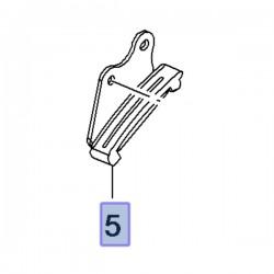 Prowadnica łańcucha dolna 55573868 (Astra J, K, Insignia A, B, Meriva B, Mokka, Zafira C)