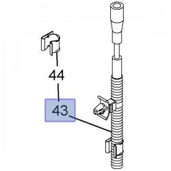 Rura turbosprężarki 55567201 (Signum, Vectra C)