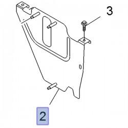 Wspornik modułu silnika 93451972 (Vivaro B)