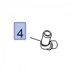 Kolanko reduktora LPG 9255463 (Adam, Astra J, Corsa E, Insignia A, Meriva B, Zafira C)