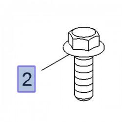 Śruba montażowa skrzyni automatycznej 11515776 (Astra K, Mokka)