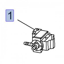 Zawór regulacyjny ciśnienia doładowania (Adam, Astra H, J, Cascada, Corsa D, E, Insignia A, Meriva A, B, Mokka, Zafira B, C)