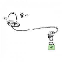 Uszczelka czujnika poziomu oleju 90542913 (Astra F, G, Calibra, Omega, Signum, Speedster, Vectra B, C)