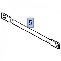 Łącznik mechanizmu wycieraczek przednich 9117725 (Astra G)