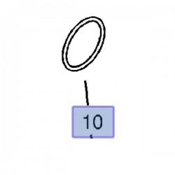 Uszczelka zaworu EGR 93172881 (Astra G, Frontera B, Signum, Vectra C)