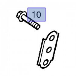 Śruba tylnego łącznika stabilizatora 94012053 (Frontera)