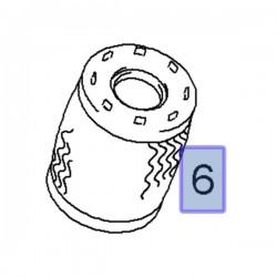 Filtr oleju 95517669 (Agila A, B, Astra H, Corsa C, D, Meriva A, Tigra B)