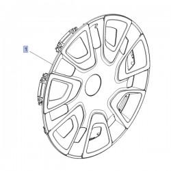 Kołpak stalowego koła 3551778 (Grandland X)