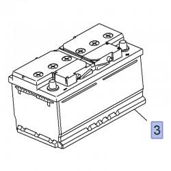 Akumulator 12V 75A 95519153 (Astra J, Insignia A, Meriva B, Zafira C)
