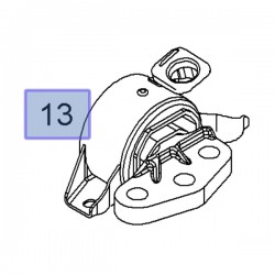 Poduszka silnika 13130741 (Adam, Corsa D, E)