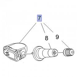 Czujnik ciśnienia w oponie 13598773 (Ampera-E, Karl, Mokka)