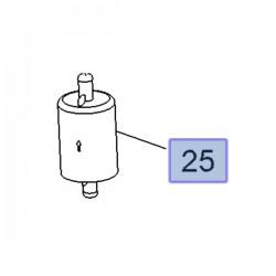Filtr gazu LPG 9255074 (Astra J, Corsa D, Insignia A, Meriva B, Mokka, Zafira C)