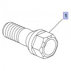 Śruba koła stalowego 3637362 (Crossland X)