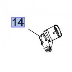 Czujnik ciśnienia i temperatury LPG 95520380 (Astra J, Insignia A, Meriva B, Mokka, Zafira C)