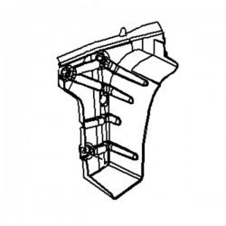 Osłona nadkola przedniego prawego 3637160 (Combo E)