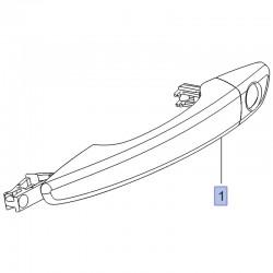 Klamka drzwi bagażnika 39048698 (Combo E)