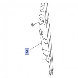 Izolacja przedniego błotnika, lewa 3647249 (Grandland X)