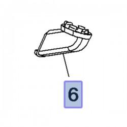 Spust wodny deflektora wody 3636838 (Grandland X)