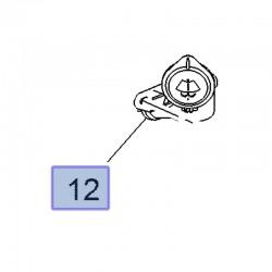 Pokrywka zbiornika spryskiwacza 3647208 (Grandland X)
