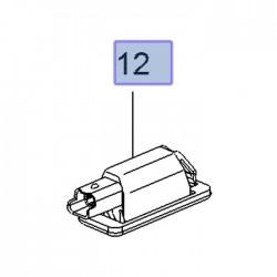 Lampka tablicy rejestracyjnej 3557484 (Grandland X)