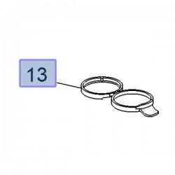 Korek zbiornika spryskiwacza 13227300 (Adam, Astra K, Corsa E, Crossland X, Insignia A, B, Karl, Mokka)