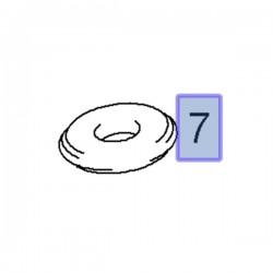 Łożysko amortyzatora przedniego 93193110 (Agila B)