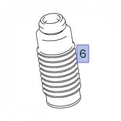 Manszeta, osłona przedniego amortyzatora 93193111 (Agila B)
