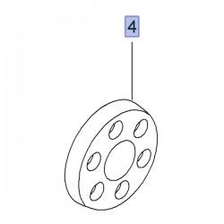 Pokrywa piasty koła 93168778 (Movano B)